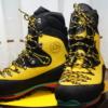 【ヌバック・スエード革登山靴】質感を損なわずにメンテナンスをする方法を探求する1